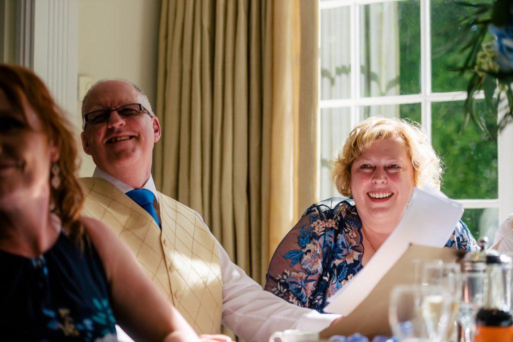 Wedding speeches