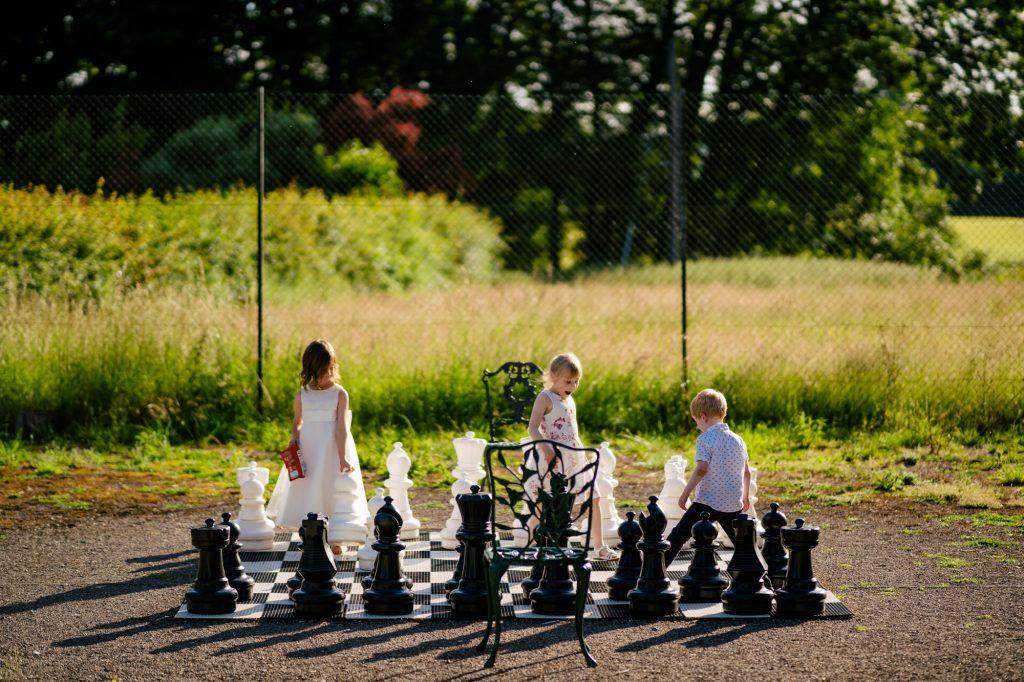 wedding chess