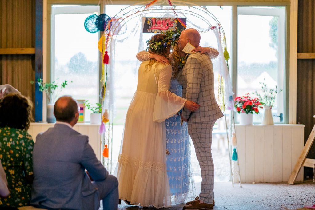 Berts barrow wedding ceremony