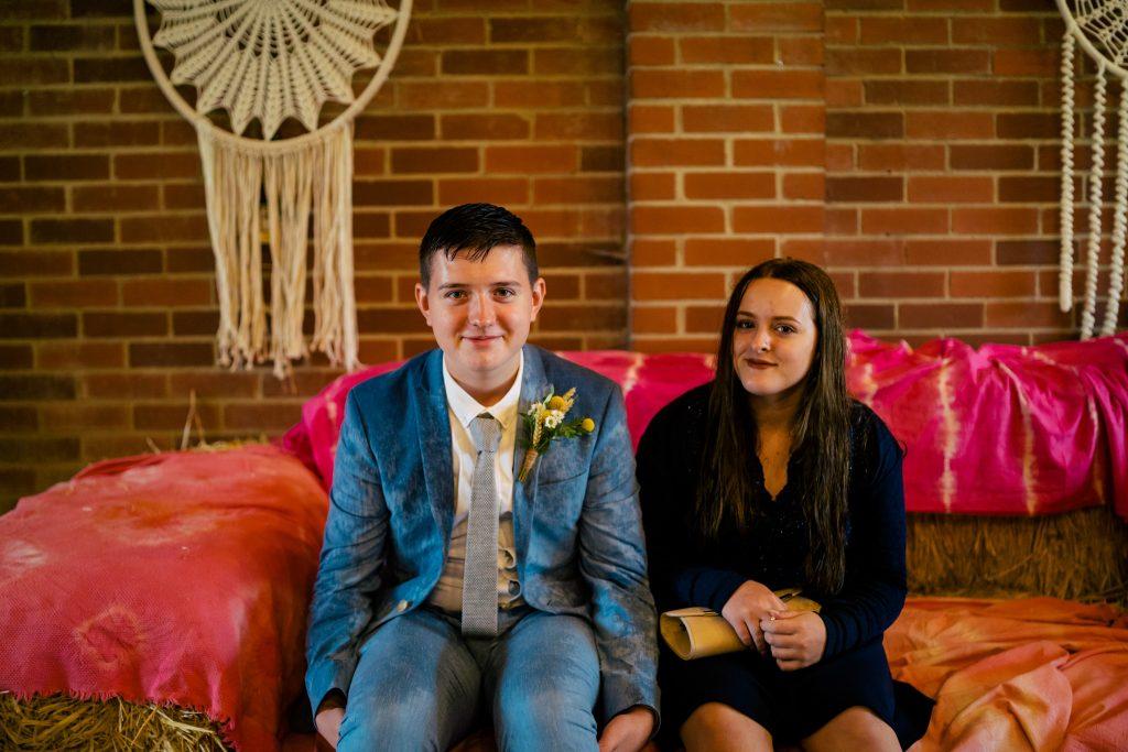 wet wedding at berts barrrow