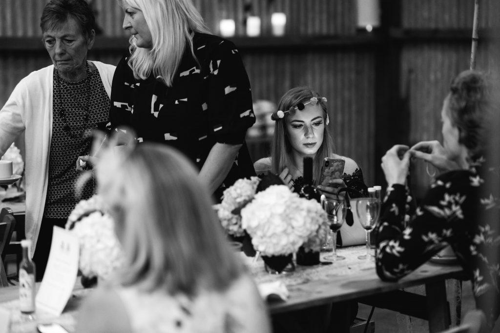 wedding reception at berts barrow