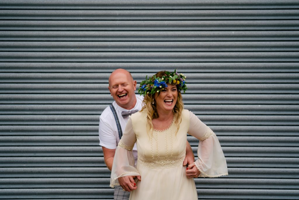 Paul and Tim photography wedding portrait