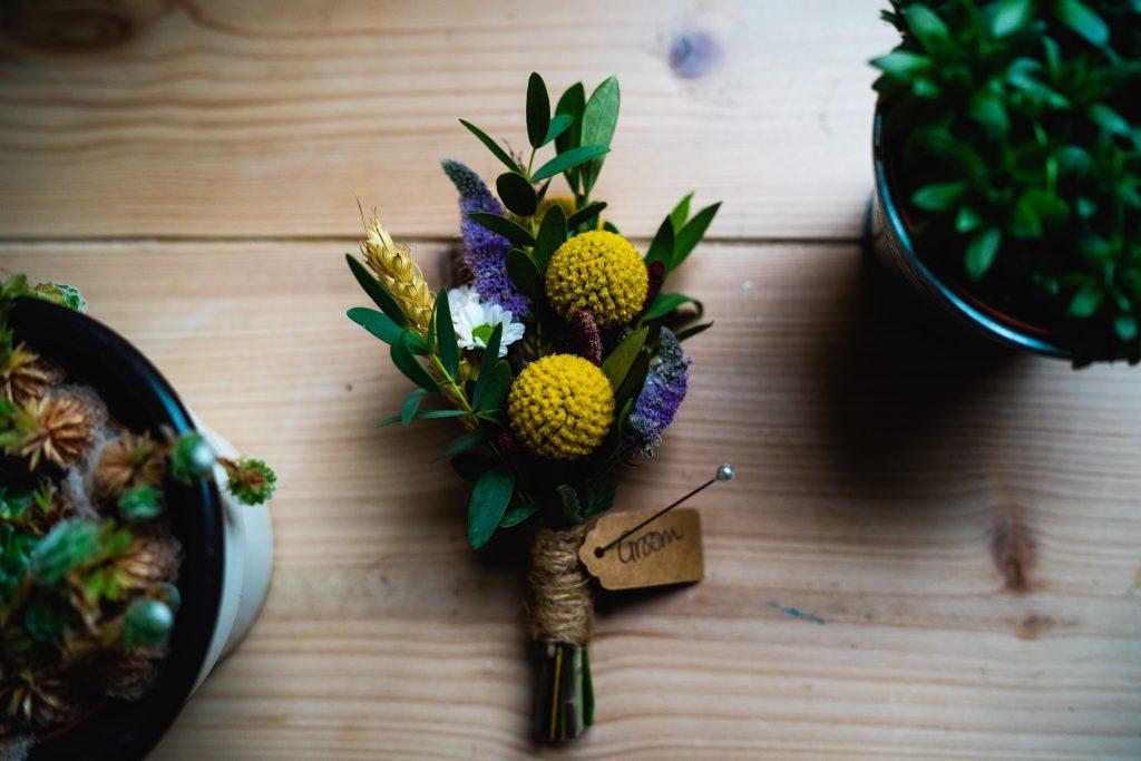 Berts barrow wedding flowers