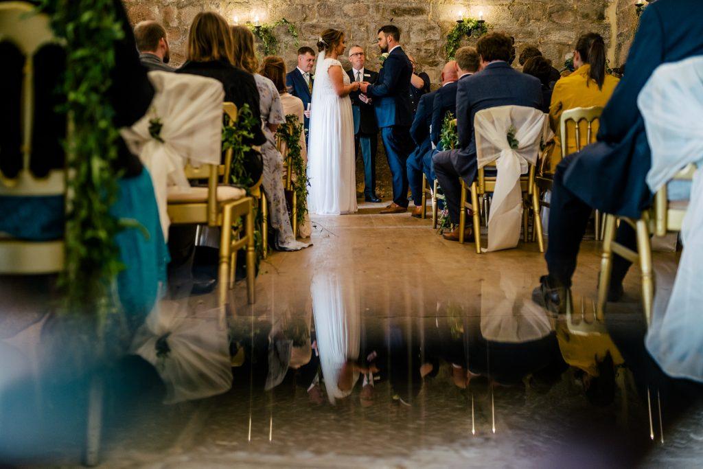 Danby Castle Wedding Ceremony