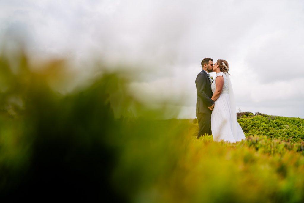 Yorkshire wedding portrait