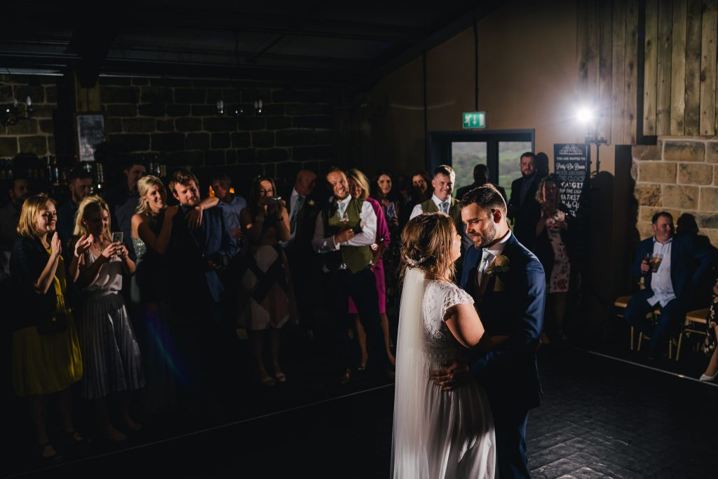 first dance at danby castle