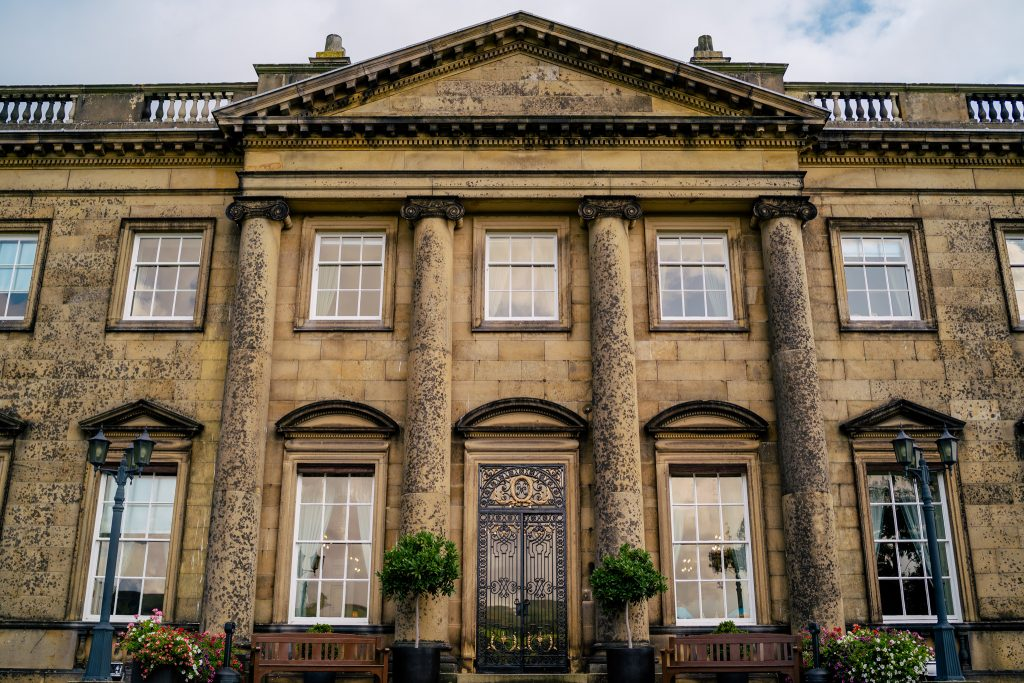 Denton Hall, Ilkley, Yorkshire