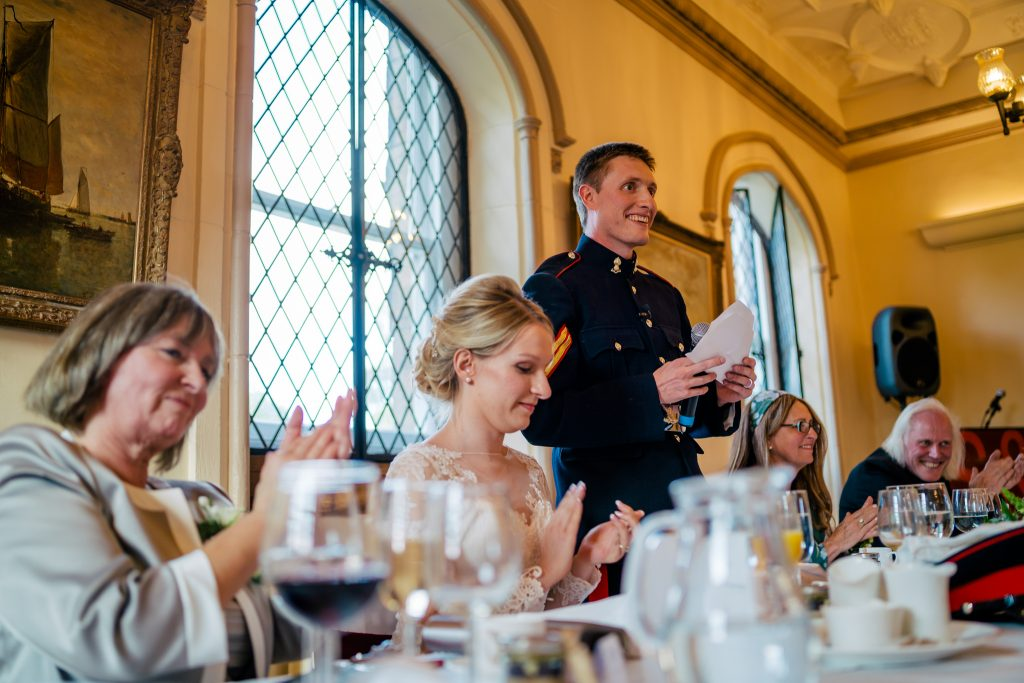 Speeches at Denton Hall