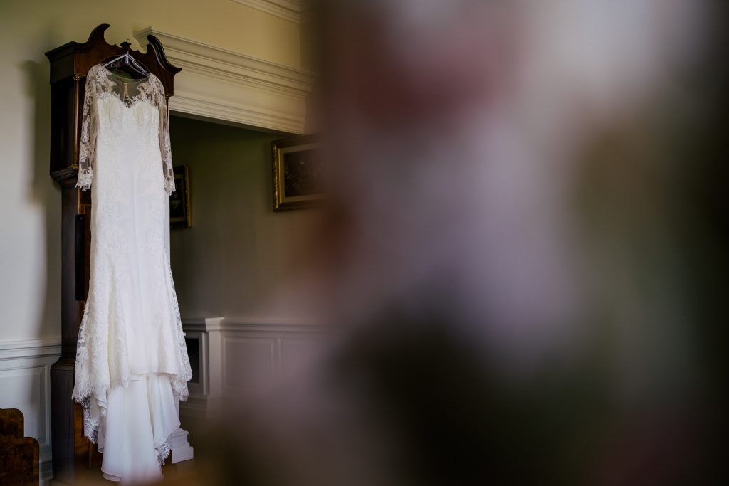 Denton Hall Wedding dress