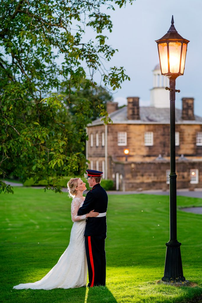 Denton hall Evening portraits