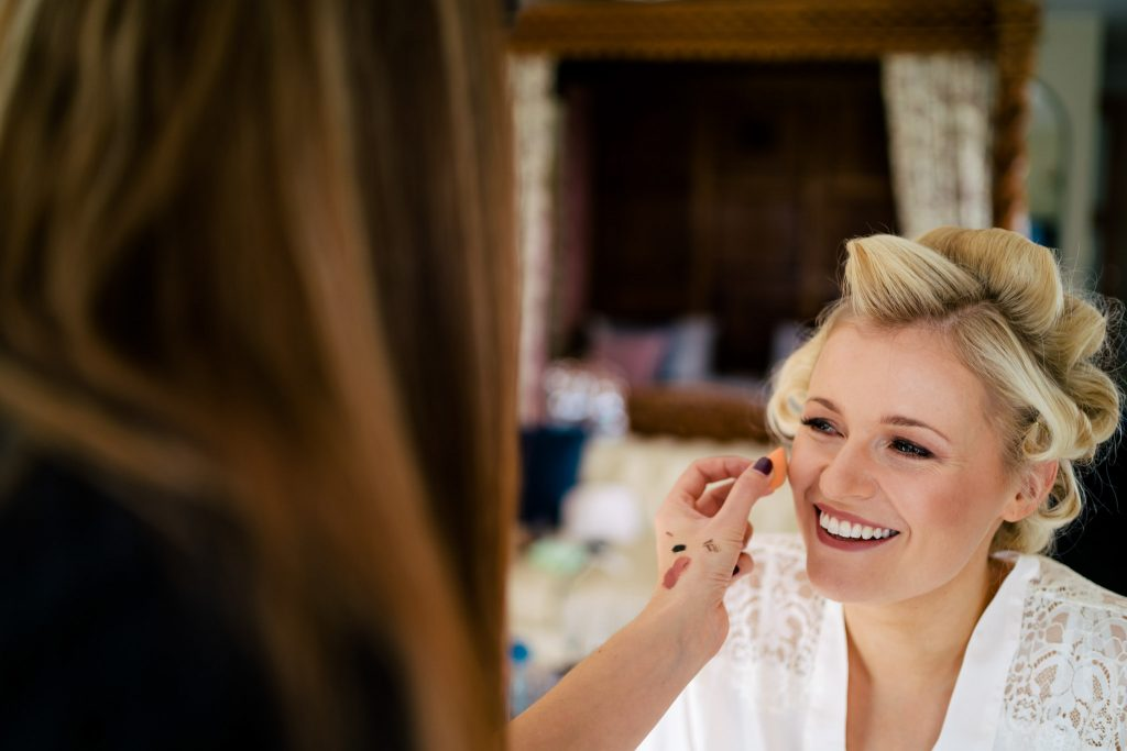 Goldsborough Hall bridal prep with Paul and Tim Photography