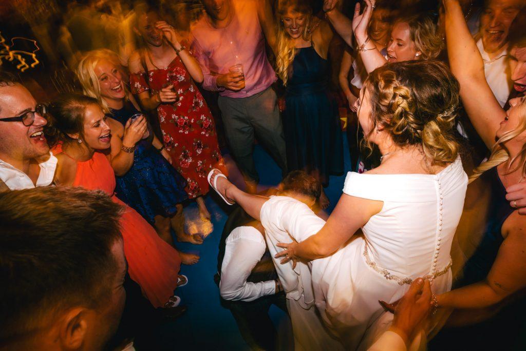 boho wedding party